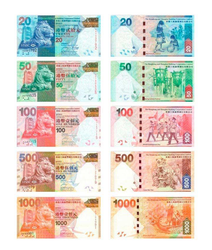 Hong Kong Dollar Global Exchange Hong Kong