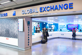 Currency Exchange At Branches